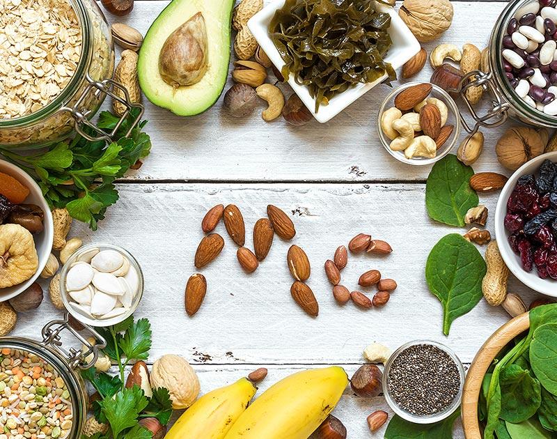 Magnesium – Food Guide  Biolectra® Magnesium